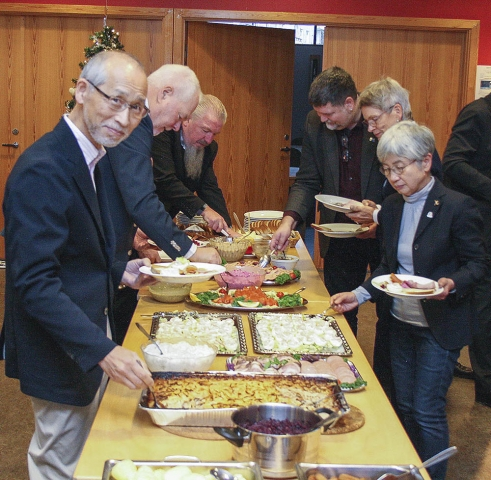 Säkert konstig mat för våra japanska vänner!
